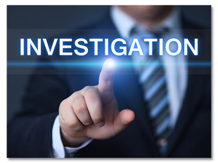 Litigation Defense Investigator in NY, New York, NYC, Manhattan